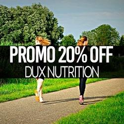 PROMO 20% OFF Dux Nutrition