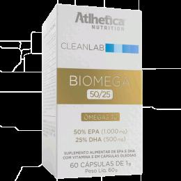 CleanLab BioMega TG 50/25 (60 softgels)