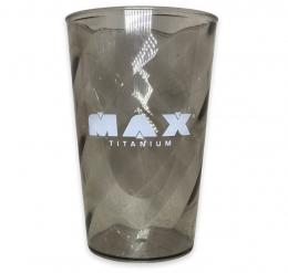 Copo Preto - Max Titanium