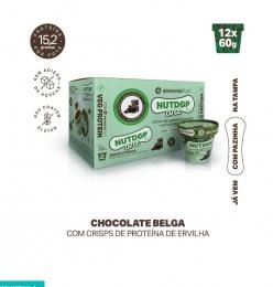 NUTDOP ONE VEG DISPLAY 720g CHOCOLATE BELGA